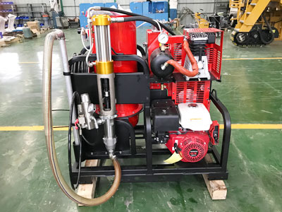 DY-TMAL-I/II Truck Mounted Cold Paint Airless Road Marking Machine