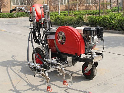 DY-HAL Hand-push Cold Paint Airless Road Marking Machine