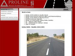 Proline-Road-Markings