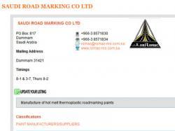 SAUDI-ROAD-MARKING-CO-LTD