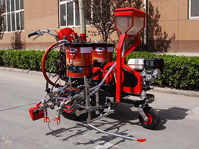 AC-HAL Hand-push Cold Paint Airless Road Marking Machine